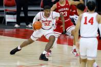 NCAA Basketball: Indiana at Ohio State