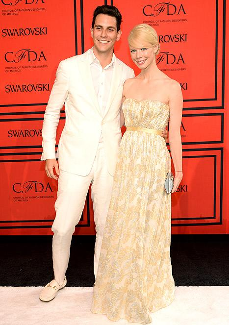 Gabe Saporta and Erin Fetherston Make First Appearance as Newlyweds