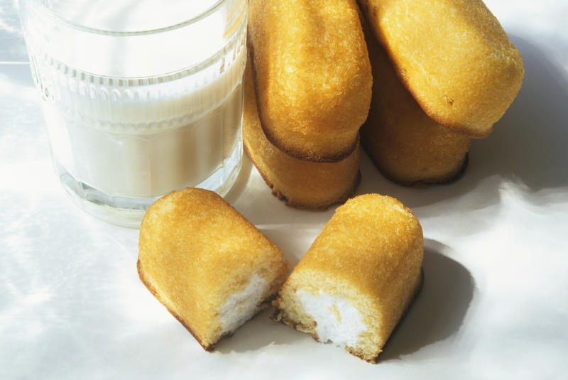 One man discovered an 8-year-old box of Twinkies inside his home and sent it to scientists to study. (Photo: Getty Images)