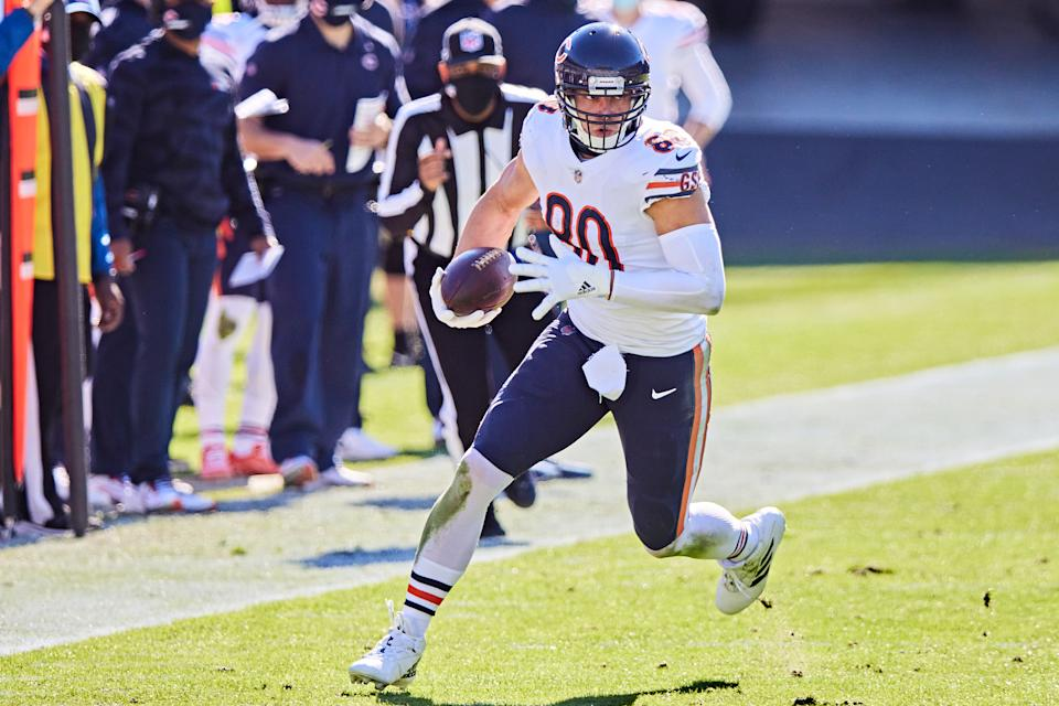 Chicago Bears tight end Jimmy Graham