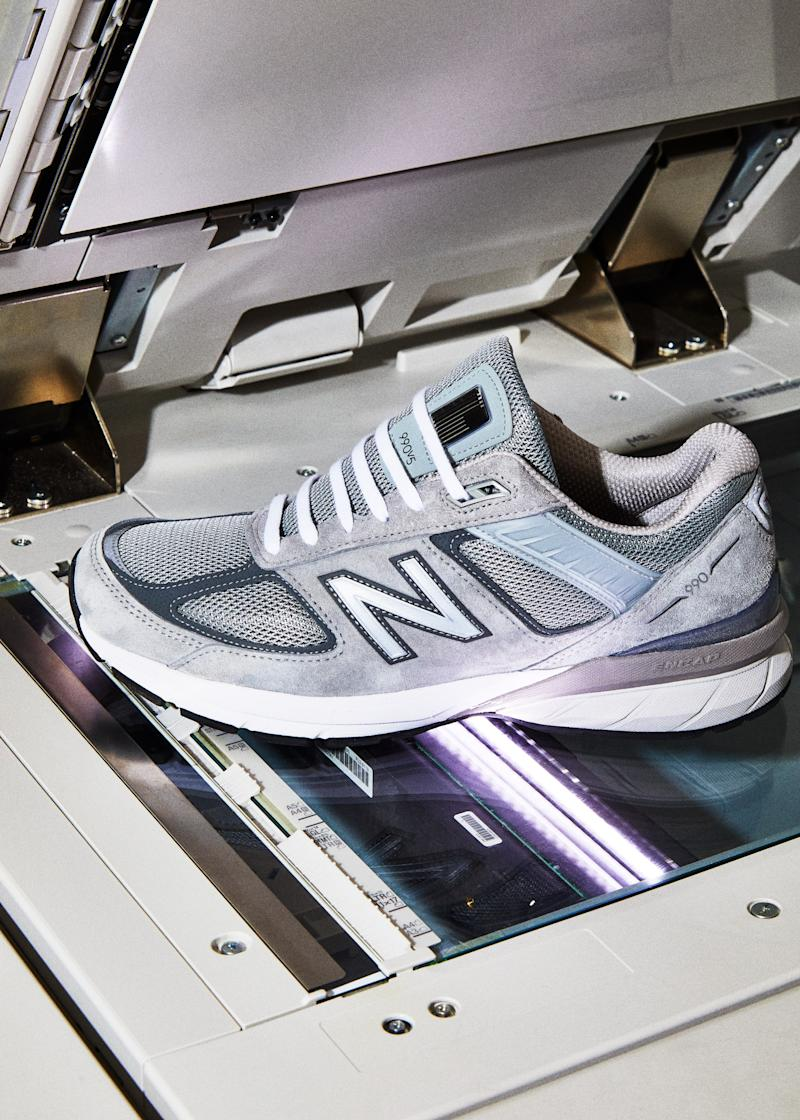 competitive price 6df23 cf0d1 New Balance 990v5: How—and Why—New Balance Updated an All ...