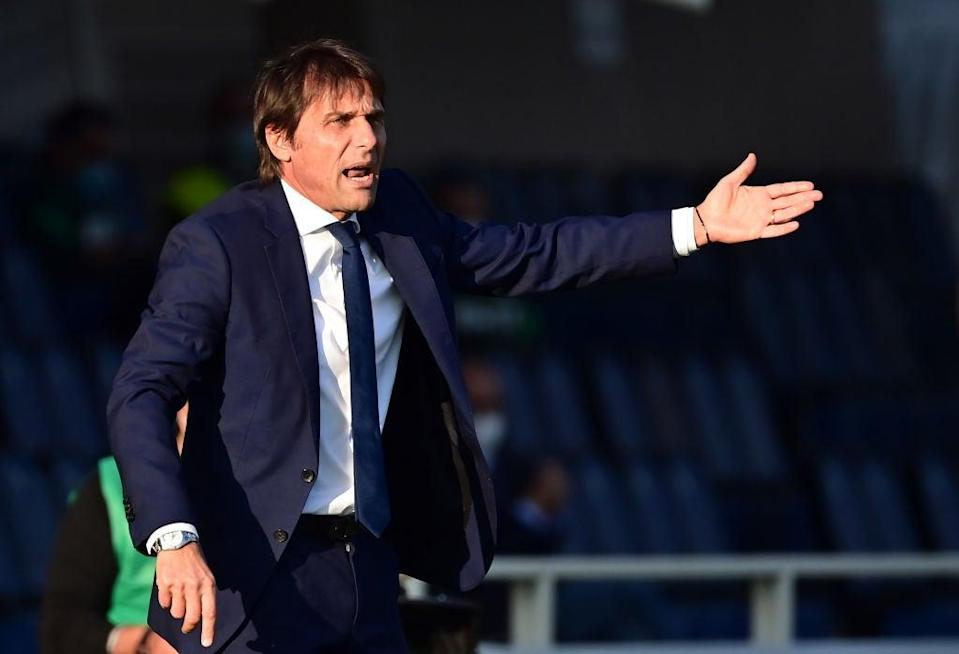 Antonio Conte is now boss of Inter Milan (AFP via Getty Images)