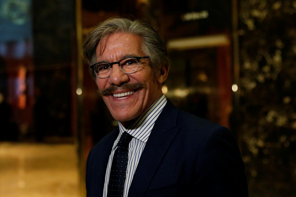 Geraldo Rivera has faith that President Trump will eventually accept the results of the Nov. 3 election. (Photo: REUTERS/Shannon Stapleton)