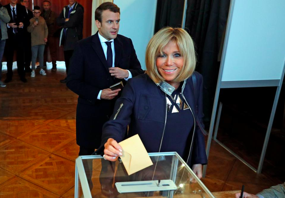 <p>Despite being a traditional chocolatier company heiress, Brigitte decided not to follow in her family's footsteps and instead chose a career in teaching. <em>[Photo:EPA]</em> </p>