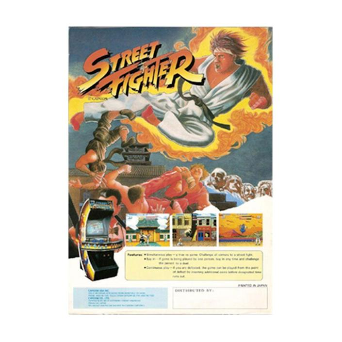 <p>This head-to-head arcade game allowed you to beat up your friends, in a fun way. With new controllers that sensed just how hard you were smashing that kick button, it gave you a lot more ability to really stage a good offensive attack. This and <em>Double Dragon</em> really paved the way for <em>Mortal Kombat </em>which came out in 1992. <br></p>