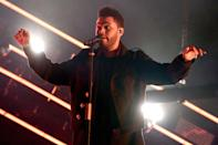 <p>The Weeknd reinvented himself for his <em>Starboy </em>era. He ditched the locs he'd been wearing for years and embraced a short fro.<br></p>