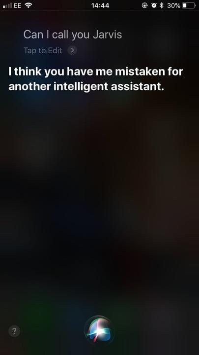 funny questions to ask siri jarvis 2