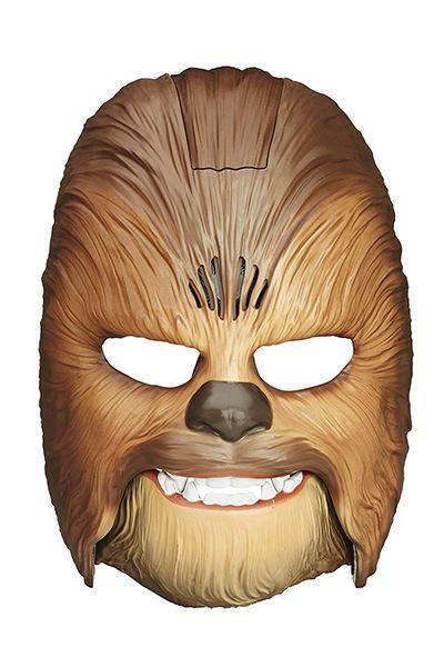 """<p>$32 </p><p><a rel=""""nofollow noopener"""" href=""""https://www.amazon.com/Star-Wars-Awakens-Chewbacca-Electronic/dp/B00SOFZTCW/ref=pd_ybh_a_12"""" target=""""_blank"""" data-ylk=""""slk:SHOP NOW"""" class=""""link rapid-noclick-resp"""">SHOP NOW</a></p><p>If your kid can't stop talking about <em>Star Wars</em>, give him or her the chance to be Chewbacca with this mask that makes realistic roaring noises. </p>"""