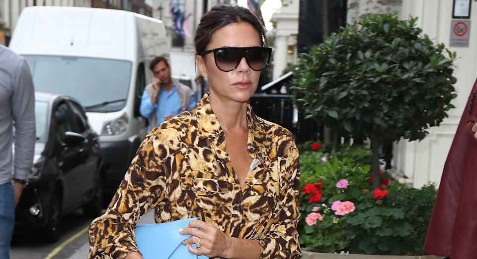 Victoria Beckham is currently in Miami with her family. (Getty Images)