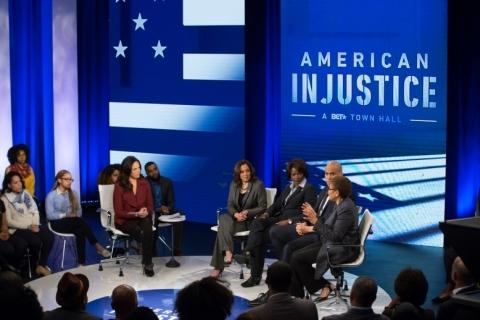 "BET News Presents: ""AMERICAN INJUSTICE: A BET TOWN HALL"" Hosted by Soledad O'Brien Sunday, March 24 at 9PM ET/PT Exclusively on BET"