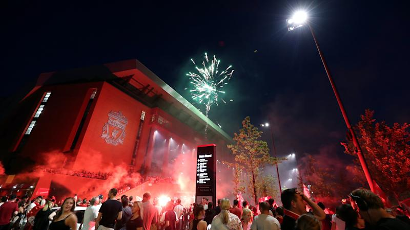 Merseyside Police to take action against Liverpool fans who gather at Anfield