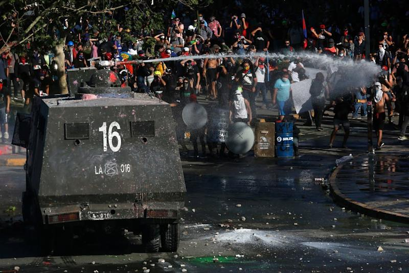 What Happens Next in the Chile Protests