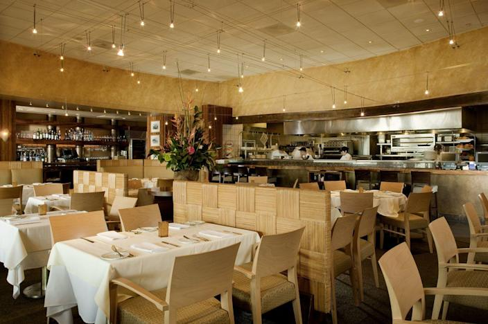 """<p><strong>Honolulu, Hawaii </strong></p><p>If you don't believe us (or OpenTable reviewers), <a href=""""https://www.politico.com/story/2015/01/barack-obama-favorite-restaurant-alan-wongs-114435"""" rel=""""nofollow noopener"""" target=""""_blank"""" data-ylk=""""slk:trust President Barack Obama"""" class=""""link rapid-noclick-resp"""">trust President Barack Obama</a>. He and his family head to <strong><a href=""""https://www.alanwongs.com/"""" rel=""""nofollow noopener"""" target=""""_blank"""" data-ylk=""""slk:Alan Wong's"""" class=""""link rapid-noclick-resp"""">Alan Wong's</a></strong> every year to dine on the James Beard award-winning chef's delectable dishes. </p>"""