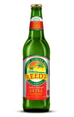 Reed's Zero Sugar Ginger Beer Now Certified Ketogenic; Latest Product Innovation Has Brand Making Keto Mules