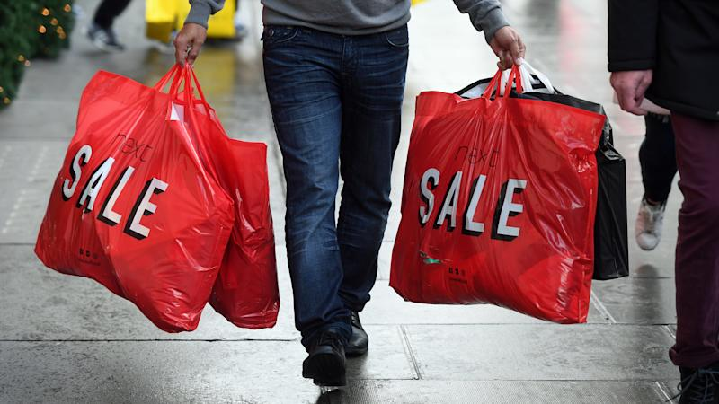 Retail sales flatline in January as retailers brace for 'tough year'
