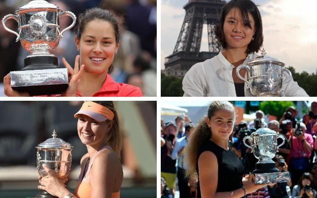 For a second year running, the women's field at the French Open remains wide open. Jelena Ostapenko came out of nowhere to win last year's Roland Garros, but what are the chances of another unknown and unseeded player taking Paris by storm? We look back on the last 10 years of the major, to find out if we can glean any information as to who win capture the Coupe Suzanne Lenglen this fortnight and boldly make our outright prediction for the title from the evidence gathered. We will look at age, ranking, country and form over the past decade to ascertain who is primed to win the second grand slam of the year. Age At 20 years and two days old when she won in Paris, Ostapenko became the youngest first-time grand slam champion since 2004 when Svetlana Kuznetsova won the US Open at 19 years, two months. In contrast, 2010 champion Francesca Schiavone was the second oldest first-time grand slam winner at 29 years, 11 months and 14 days. In the last 10 years, only one player has won the title in Paris being 30 or older, unsurprisingly that of Serena Williams. Serena was 31 at the time of her second French Open in 2013, 11 years after her first. And was 33 when she became only the third player - male or female - to win 20 major singles titles in 2015. Maria Sharapova, who heads into this year's major in good touch, was 25 and 27 at the time of her triumphs in 2012 and 2014. Average age of Paris winner: 25 years 8 months Francesca Schiavone was 29 years old when she won Roland Garros in 2010 Credit: AFP Ranking The previously unheralded Ostapenko was the first unseeded woman to win at Roland Garros since 1933 when her fearless style of play shocked Simona Halep and the rest of the tennis world in last year's final. Previously to Ostapenko's success, the lowest seeded player to win in Paris over the last 10 years was the 17th ranked Schiavone. French Open women's winners of last 10 years Serena Williams' two titles came when she was top seed, while both Sharapova in 2012 and Ana Ivanovic in 2008 were second seeds for their successes. Lucky number seven lived up to his name for Sharapova when she won her second Roland Garros and for Kuznetsova back in 2009. Average age of ranking: Nine. Although if you take out Ostapenko's ranking the mean would be five. Left/right hander While left-hander Rafael Nadal dominates the Roland Garros clay in the men's draw, you have to go as far back as 1992 for the last leftie to win the women's title. Not since Monica Seles' blockbuster 6-2, 3-6, 10-8 win over Steffi Graf has a left-hander enjoyed success on the red stuff. It means lefties Petra Kvitova, Angelique Kerber, Ekaterina Makarova, Lucie Safarova and Kristyna Pliskova are all statistically unlikely to stop the wave of dominance from the right-handers. Petra Kvitova would become the first left-hander to win the French Open since 1992 if she wins the 2018 edition Credit: Getty Images Country With Ostapenko our point of reference again, the French Open in recent years has produced champions for the first time in their homeland's history. Not only does Latvia now have a grand slam champion to their name, but Schiavone was the first Italian woman to win a single's major and Lia Na the first Asian and Chinese grand slam champion back in 2011. Of the current top 20 players, only three countries are yet to boast a women's major winner. They are Ukraine, Holland and Slovakia. Form It's always preferable to have a decent run of form behind you heading into a slam. For all bar one of the last 10 champions in Paris, they have all reached at least the semi-finals of one clay-court warm-up event. Schiavone had been in patchy form on the red stuff before her 2010 victory. The Italian was a first-round loser in Stuttgart, went one round further in Rome and reached the fourth of the Madrid Open. Ostapenko won the Charleston Open last spring, while solid runs in Rome assisted Garbine Muguruza, Li Na and Kuznetsova's charges in Paris. While Sharapova won two warm-up tournaments in Rome and Stuttgart in 2012, Serena Williams went one better the following year to win a hat-trick of titles and then wasn't fatigued in Paris as she clinched a then 16th grand slam by dropping just one set and 28 games. 2018 Clay court season | Who has won what? Prediction With all of the above categories considered, our pick for this year's French Open is, drum roll please…Elina Svitolina. At just 23-years-old, she is slightly younger than the average winner of the last 10 years, although four past champions have been the same age as the right-hander (of course) or younger. A world ranking of four puts Svitolina slightly higher up the chain than the average winner, but taking Ostapenko's lowly ranking out of the equation, puts her right in the mix. Born in Odessa, the Ukraine has not yet produced a women's champion since it's independence from the Soviet Union in 1991. Another box that could be potentially ticked. Elina Svitolina is our tip to win this year's French Open Credit: Getty Images Svitolina, finally, heads to Paris on the back of winning the Italian Open last weekend – her third WTA title of the year. While she has yet to move beyond the quarter-finals of a major, reaching the last eight in Paris twice in the last three years, she has achieved great things at Roland Garros before having won the girls' title as a 15-year-old. Watch this space...