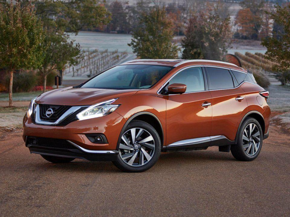 <p><strong>Best 2-row SUV for the money:</strong> 2017 Nissan Murano </p>