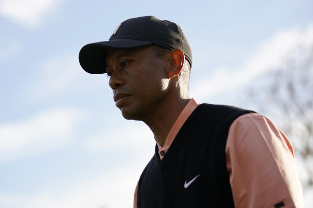 Would Tiger Woods' career have been different had he not run so much when he was younger? (AP Photo/Ryan Kang)