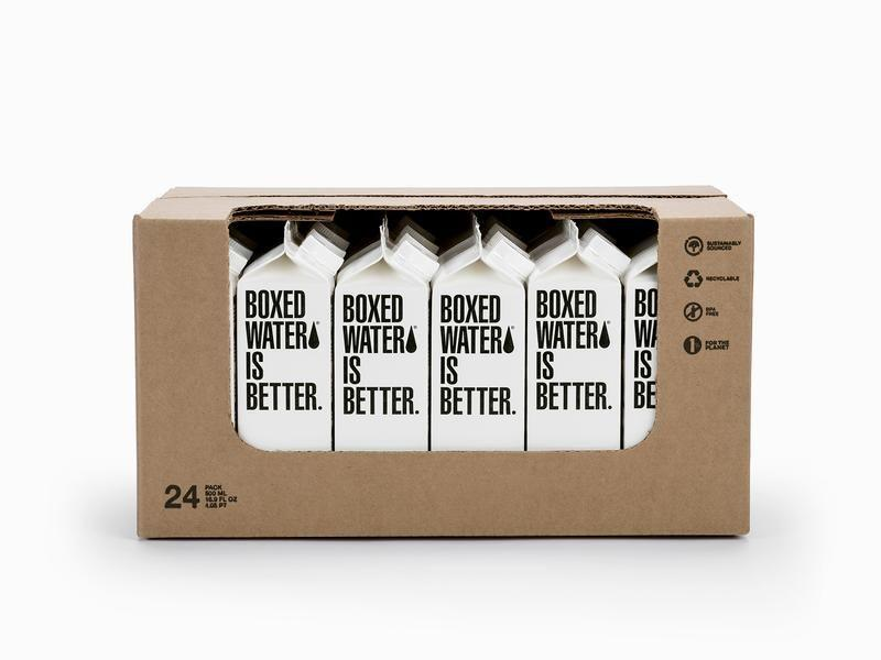 """<p><strong>Boxed Water in Better</strong></p><p>boxedwaterisbetter.com</p><p><strong>$15.00</strong></p><p><a href=""""https://boxedwaterisbetter.com/products/500ml-boxed-water"""" rel=""""nofollow noopener"""" target=""""_blank"""" data-ylk=""""slk:BUY NOW"""" class=""""link rapid-noclick-resp"""">BUY NOW</a></p><p>This trendy box carton of boxed water has become one of the most popular alternatives to plastic water bottles in the past couple years. Tag a post of picture perfect bottle with #BetterPlanet, and the company will plant two trees.</p>"""