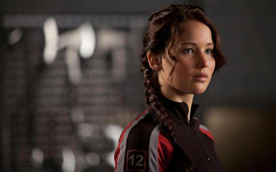 <p><em>The Hunger Games</em> is a bloody, horrifying competition in which teenagers murder one another until their numbers are whittled down from 24 to one. In its 75-year history, only one person from District 12 wins this competition … until Katniss shows up and does it twice.</p><p>Her weapon of choice is a bow and arrow, and after the Games, she uses it to lead the entire continent in a war against the oppressive Capital and its vindictive President Snow.</p>