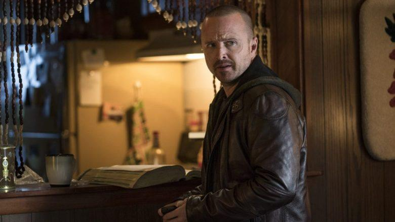 Aaron Paul in El Camino (Credit: Netflix)