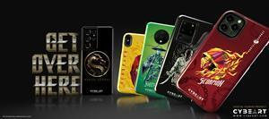 Official Licensed Mortal Kombat Phone Cases from Cybeart