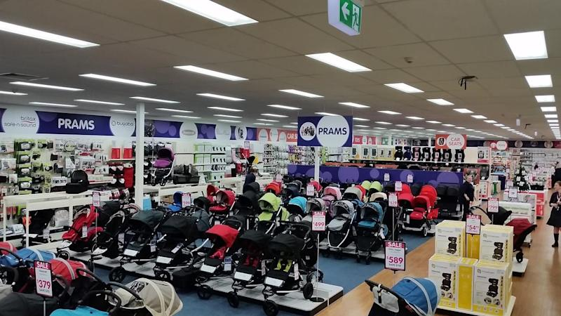 BABY BUNTING ASX LISTING