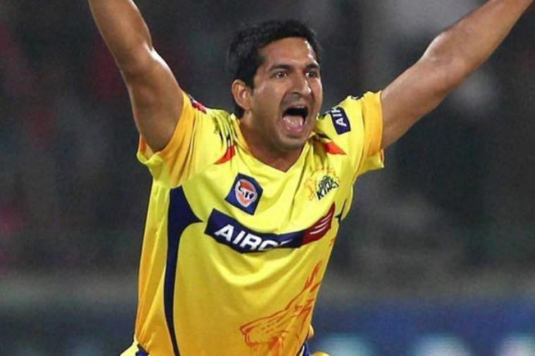Mohit Sharma will be playing for the Chennai Super Kings in IPL 12