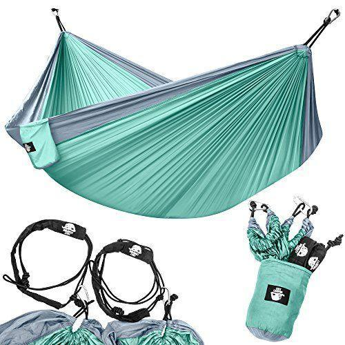 """<p><strong>Legit Camping</strong></p><p>amazon.com</p><p><strong>$29.97</strong></p><p><a href=""""https://www.amazon.com/dp/B07B31BJQJ?tag=syn-yahoo-20&ascsubtag=%5Bartid%7C10050.g.23549426%5Bsrc%7Cyahoo-us"""" rel=""""nofollow noopener"""" target=""""_blank"""" data-ylk=""""slk:Shop Now"""" class=""""link rapid-noclick-resp"""">Shop Now</a></p><p>Choose from several different colors to customize this portable hammock. Then, watch them jump right in and catch some z's!</p>"""