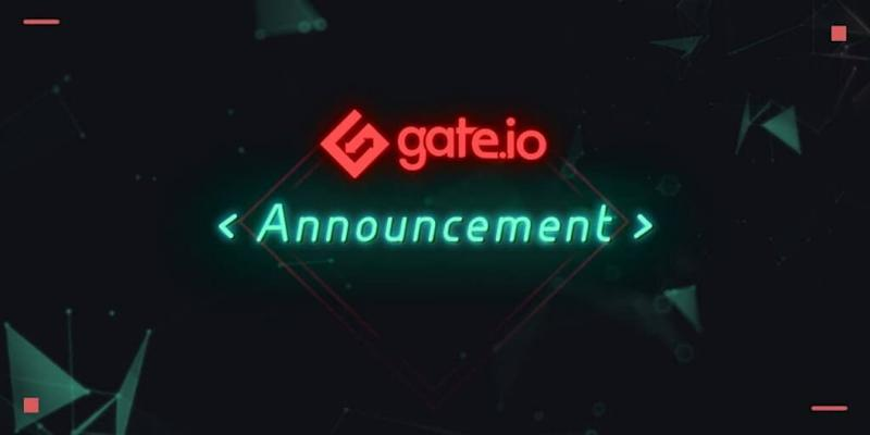 Gate.io relaunches platform to users in USA, Canada and Japan