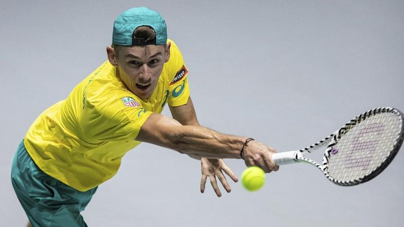 Australia, led by No.1 player Alex de Minaur, have been put out by a series of late matches