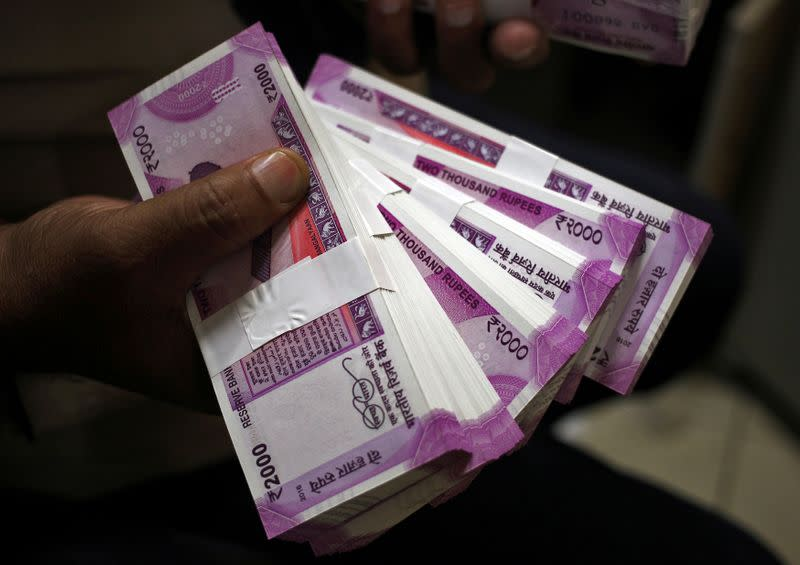 India's 2019/20 fiscal deficit at 4.59% of GDP