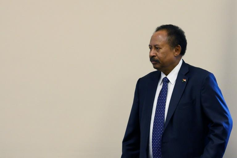 Sudanese Prime Minister Abdalla Hamdok meets with the House Foreign Affairs Committee in Washington