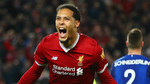 The Reds have sought to address their defensive issues by acquiring the Netherlands international, and his early impact at Anfield has been hailed