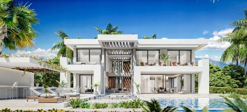 Photo credit: The New Heights Villas