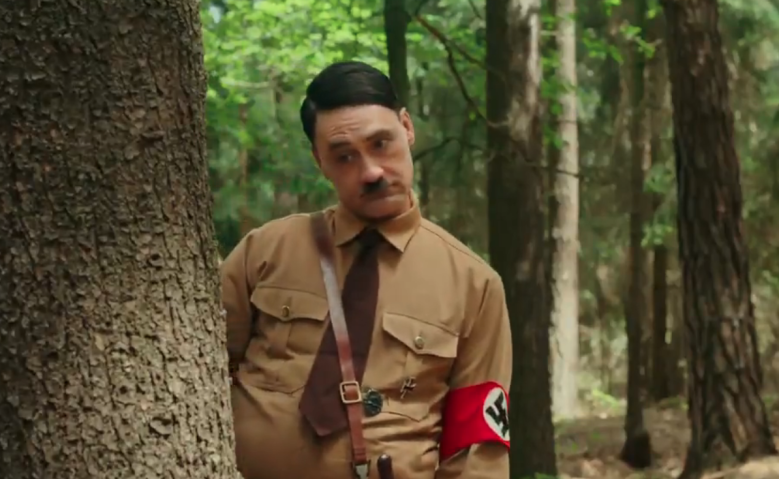 The First Trailer For Taika Waititi's JOJO RABBIT Is Here