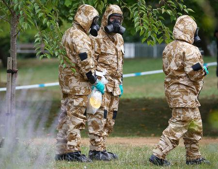 Russian Federation must be sanctioned for using chemical weapons, United Kingdom insists