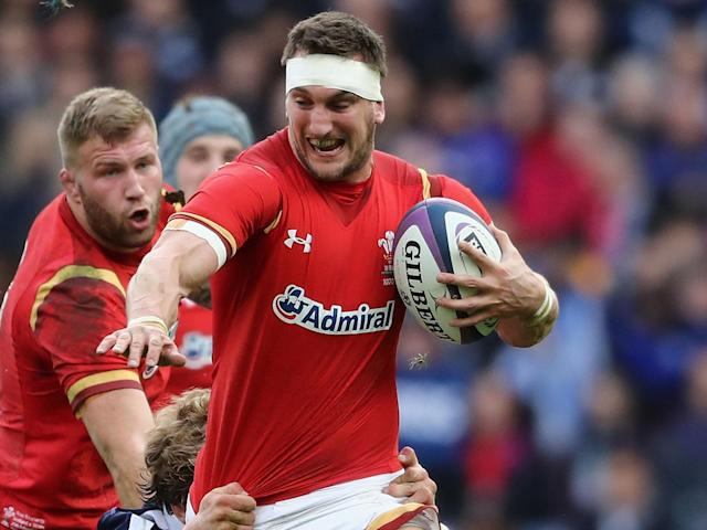 Sam Warburton has been left off the Six Nations Player of the Championship shortlist: Getty