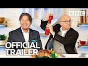"<p><strong>Continues Wednesday at 9pm on BBC One</strong><br><br>Forty amateur cooks are back in the MasterChef kitchen, hoping to impress judges Gregg Wallace and John Torode.</p><p>This week, five amateur cooks compete for two quarter-final places — and face food critic Grace Dent and former winners — in the first heat. This year's competition features a new round in which each cook must showcase their favourite ingredient.</p><p><a href=""https://youtu.be/GDz2RgD6FLk"" rel=""nofollow noopener"" target=""_blank"" data-ylk=""slk:See the original post on Youtube"" class=""link rapid-noclick-resp"">See the original post on Youtube</a></p>"