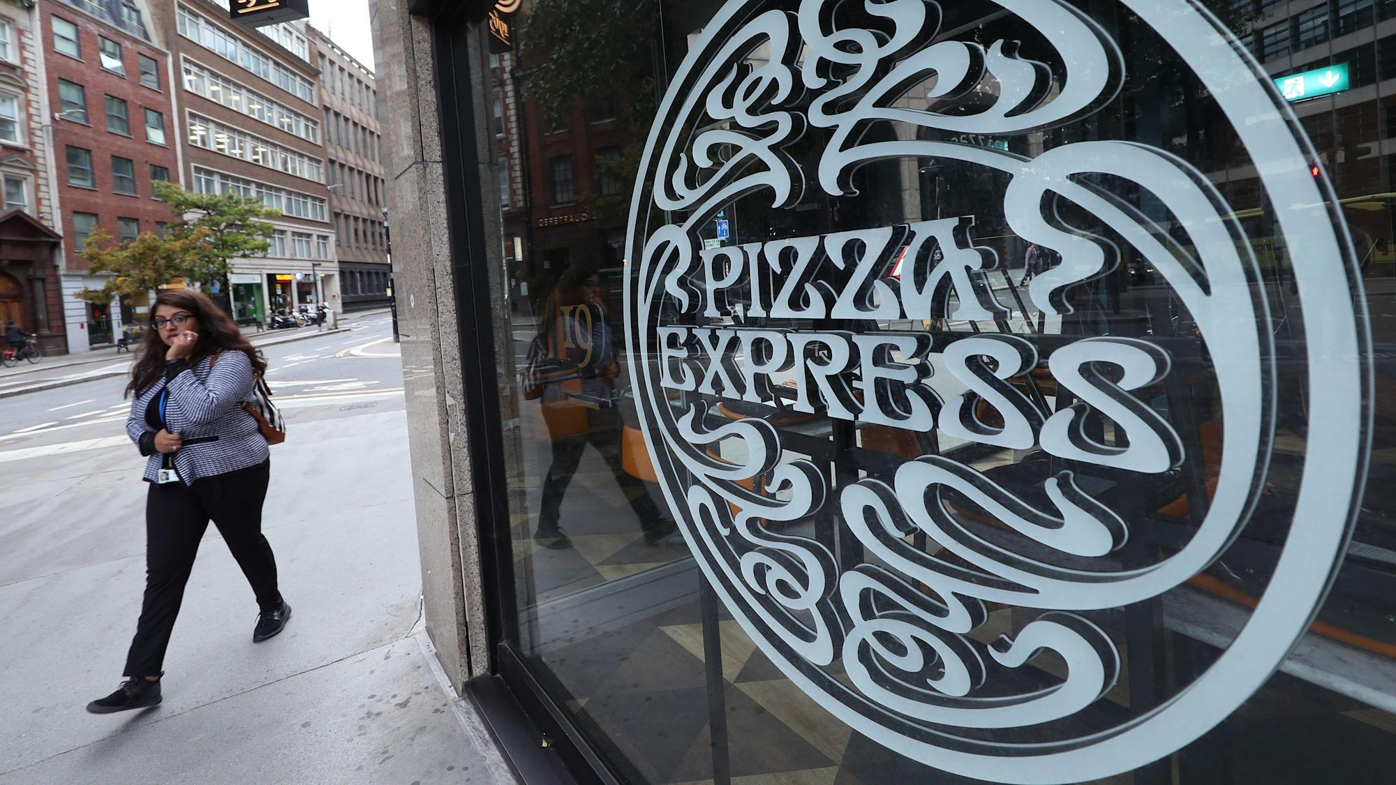 Pizza Express hails 'strong' reopening as it concludes £335m refinancing