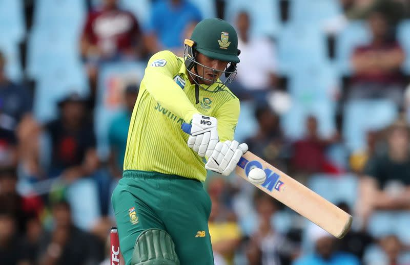 De Kock has moved on from Warner altercation ahead of T20 series