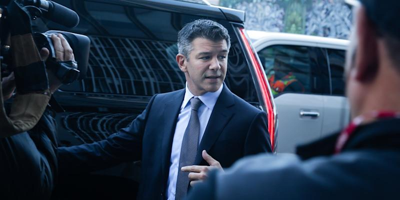travis kalanick ex ceo uber trial san francisco waymo