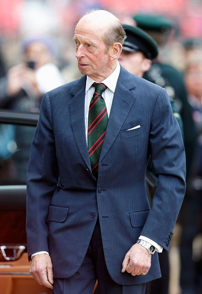 <p><strong>Branch of the Family Tree:</strong> Grandson of King George V, son of Prince George, Duke of Kent, who was Queen Elizabeth II paternal uncle; cousin to the Queen.<br></p>