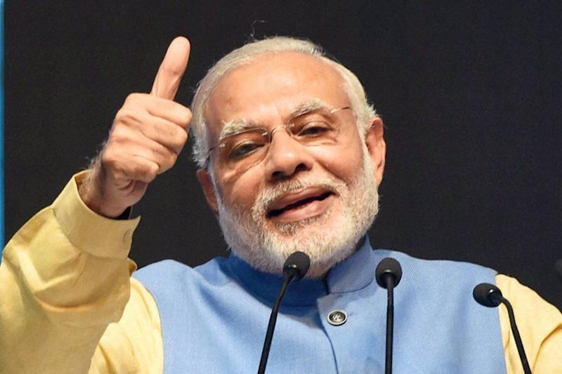 Message for Pakistan in PM Modi's Day-Long Visit to Jammu and Kashmir