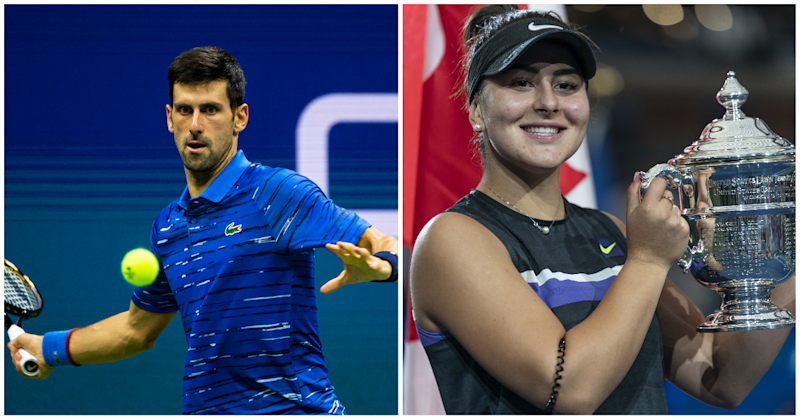 Novak Djokovic to play in US Open, Bianca Andreescu opts out