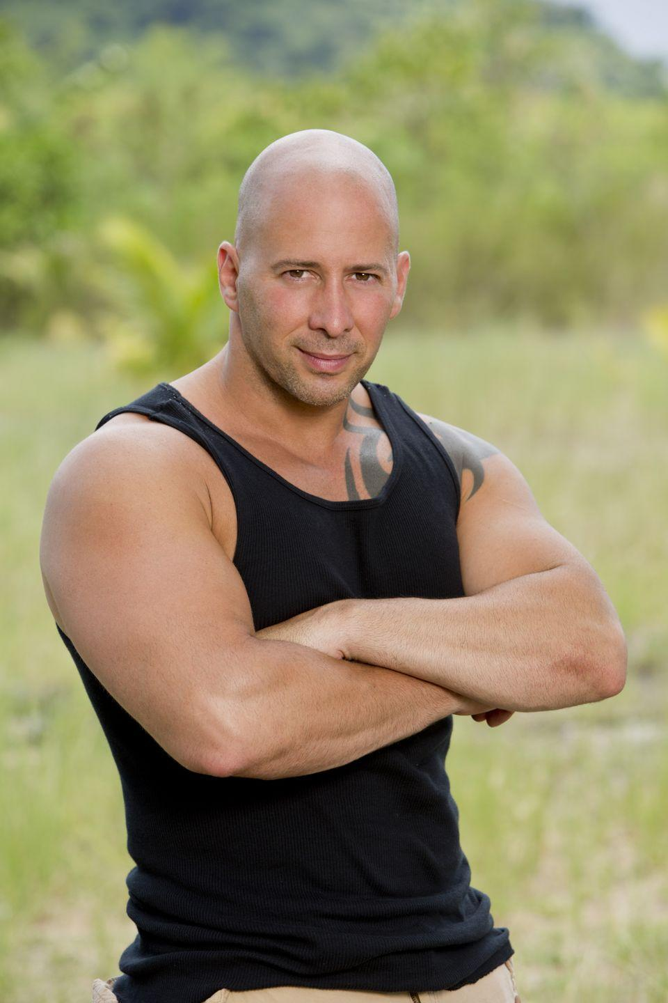"<p><a href=""https://survivor.fandom.com/wiki/Tony_Vlachos"" rel=""nofollow noopener"" target=""_blank"" data-ylk=""slk:Tony Vlachos"" class=""link rapid-noclick-resp"">Tony Vlachos</a> is the winner of <em>Survivor: Cagayan</em> and <em>Survivor: Winners at War</em>, making him the second person (and first man) to win <em>Survivor</em> twice. He also competed on <em>Survivor: Game Changers</em>. In an article for <a href=""https://parade.com/377297/joshwigler/jeff-probst-names-his-top-ten-survivor-winners-of-all-time/#gallery_377297-4"" rel=""nofollow noopener"" target=""_blank"" data-ylk=""slk:Parade"" class=""link rapid-noclick-resp""><em>Parade</em></a>, <em>Survivor</em>'s host Jeff Probst said of Tony, ""I've never seen anyone play with that much energy and juggle that many balls at once, and pull it all off.""</p>"