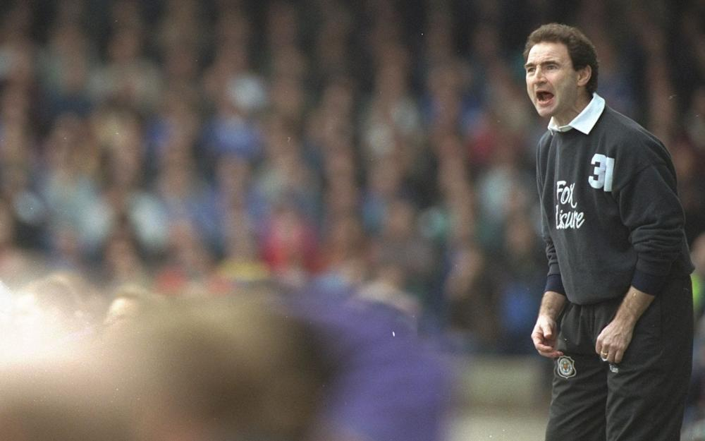 Martin O'Neill  - Credit: getty images