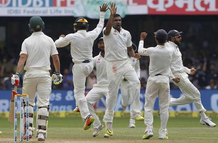 Ravichandran Ashwin spins India to series-levelling win