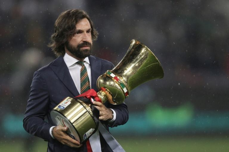 Pirlo led Juventus to their 14th Italian Cup success