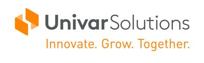 Univar Solutions - Innovate. Grow. Together. (PRNewsfoto/Nexeo Solutions, Inc.,Univar In)